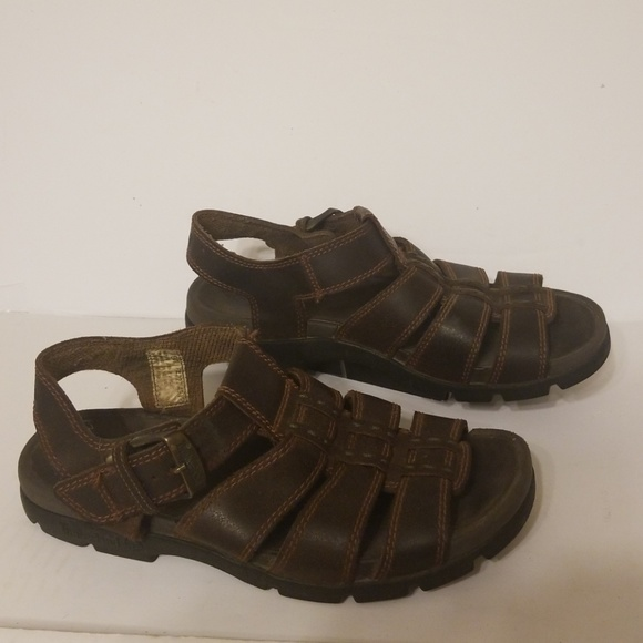 1564df7fa55c Timberland sandals men s shoes size 9. M 5b74dfe7a31c335135ad800e